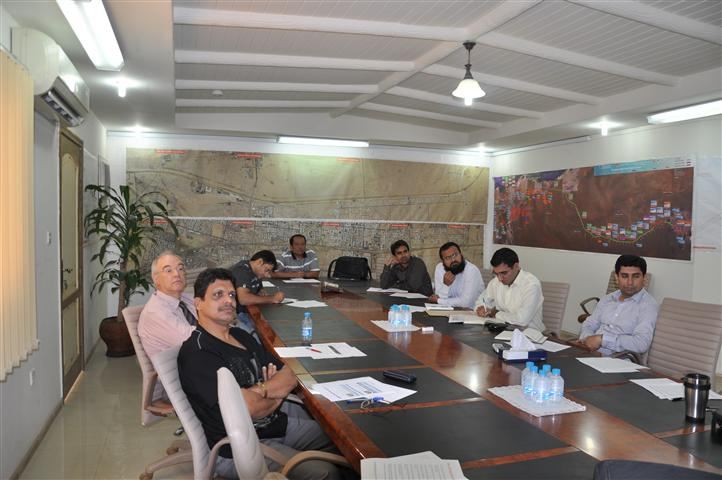 Training session on the basic use of sharepoint in documentation